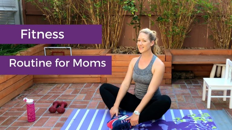 Health and Fitness for Moms