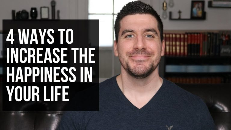 How to Increase Happiness- Living a Life of Positivity