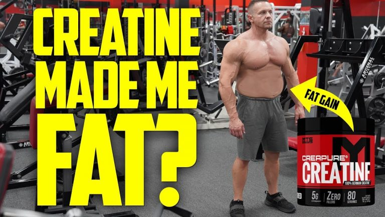 Does Creatine Make You Fat? A Basic Look at the Question